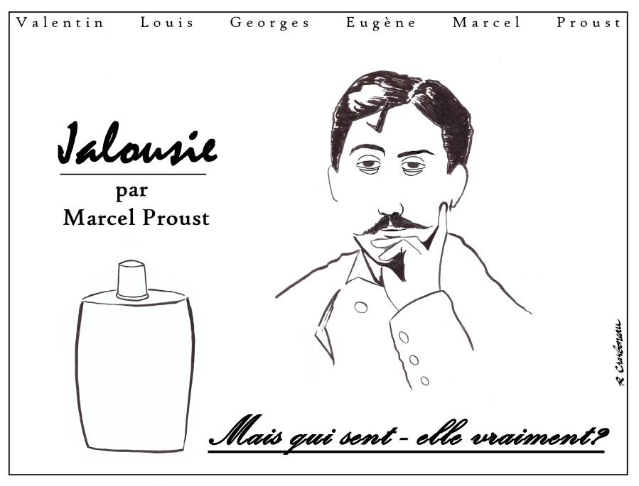 Marcel Proust Cologne