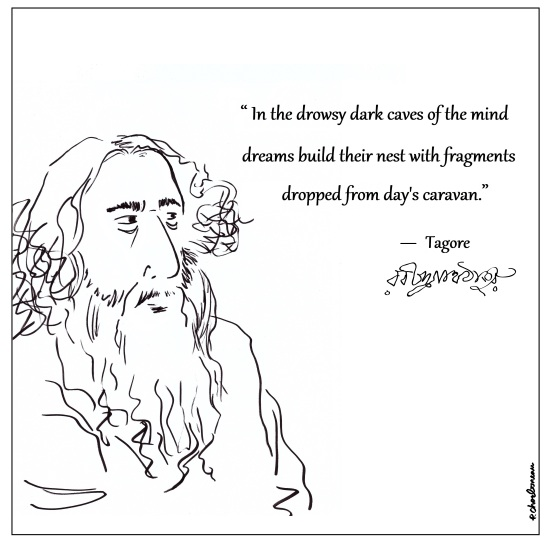 Tagore Study 1